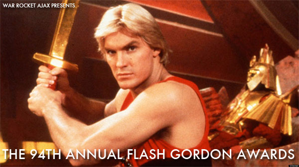 Flash Gordon Annual 2014 So
