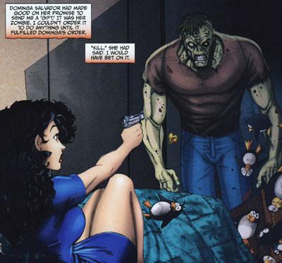 michael jackson zombies thriller reanimator anita blake