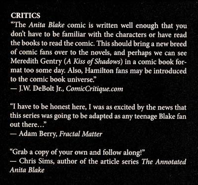 Anita Blake Quotes On Vampires